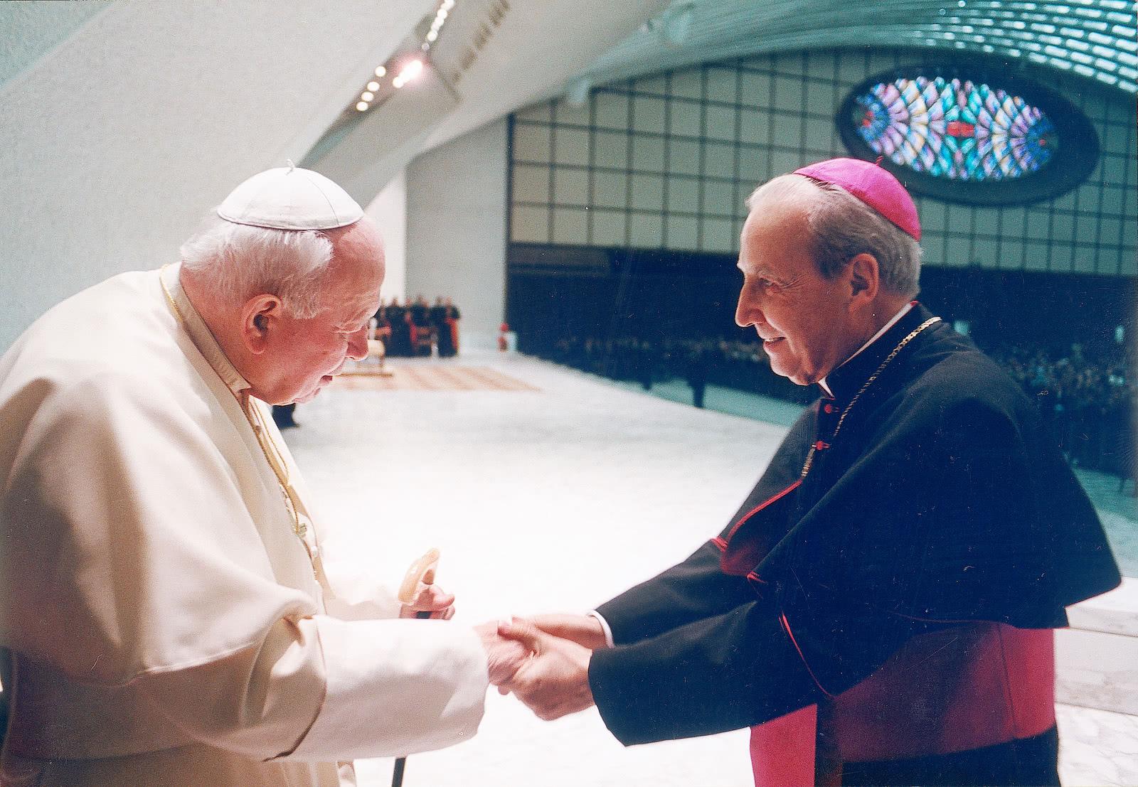 Opus Dei - 단장주교의 12월 사목서간