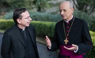 Foto del nuovo prelato dell'Opus Dei