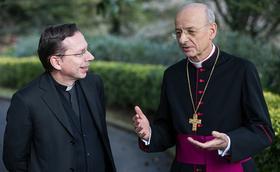 Fotografias do novo prelado do Opus Dei