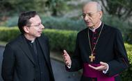 Foto's van de nieuwe prelaat van het Opus Dei