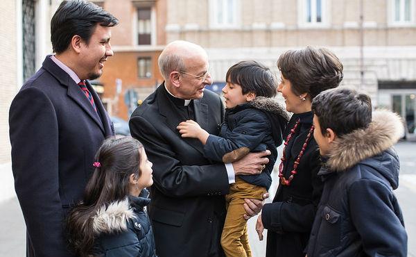 Opus Dei - Organizacija