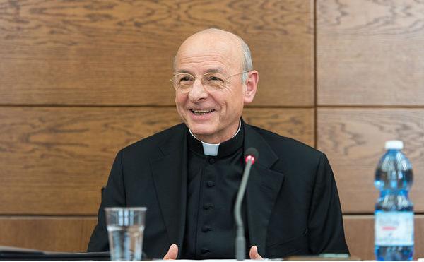 Opus Dei - Папа Франциск назначил Монсеньера Фернандо Окариса новым Прелатом Opus Dei