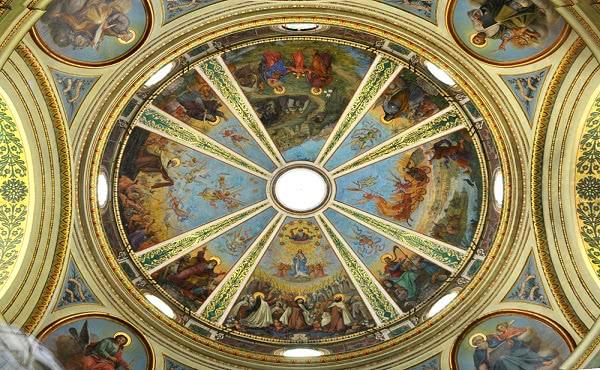 Opus Dei - Monte Carmelo:  santuario de Stella Maris