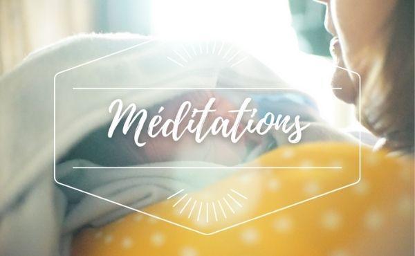 Méditation : 30 décembre