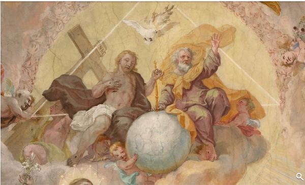 Rozmowa z każdą Osobą Najświętszej Trójcy