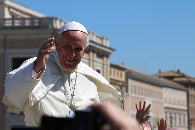 Opus Dei - A Semana Santa com o Papa Francisco