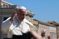 A Semana Santa com o Papa Francisco