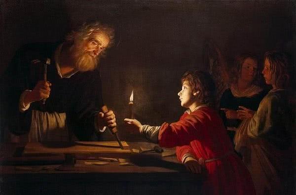 Opus Dei - 1 maja - św. Józefa Rzemieślnika
