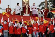 البابا للشباب: لا يمكن اتباع المسيح بصورة منفردة