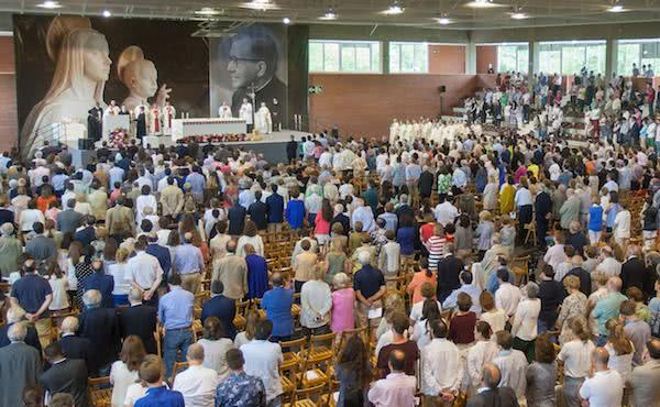 La festa di san Josemaría il 26 giugno 2019