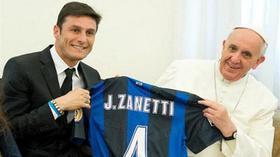 As 10 frases futebolísticas do Papa