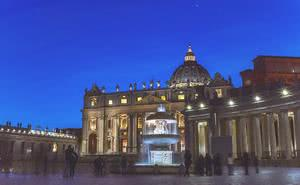 El prelado: «Santos Pablo VI y Óscar Arnulfo Romero, promotores de unidad y fraternidad en la Iglesia»