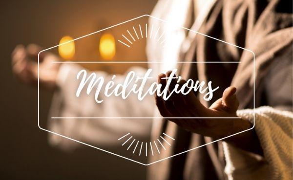 Méditation : 2 janvier