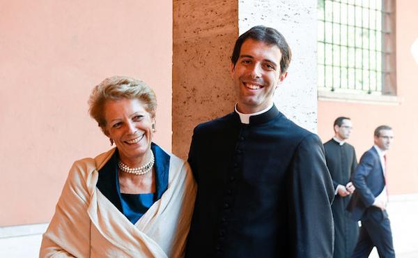 Opus Dei - Mgr Carrasco: «Le service est votre nouvelle identité » - Retour sur les ordinations diaconales