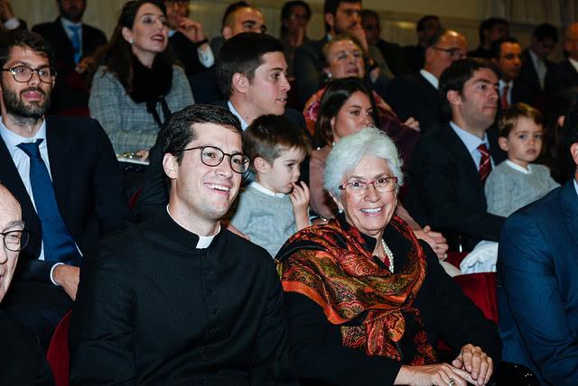 Opus Dei - Àngel Miquel, nový diakon: ďakujem Bohu za to, že mi ukázal moje povolanie v mladom veku