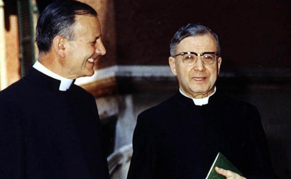 Opus Dei - Sve se promijenilo kad je upoznao sv. Josemariju