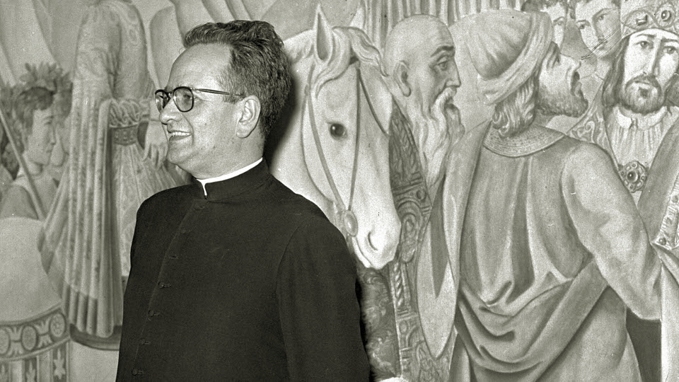 Opus Dei - Biografia Pr. José María