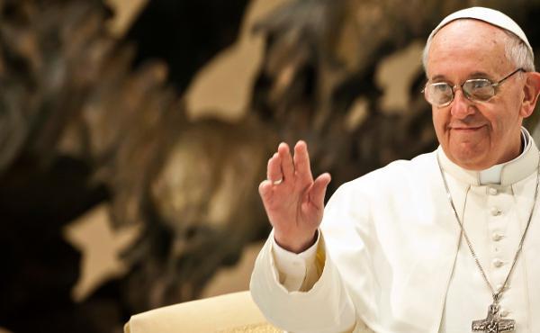 Telegram from the Pope about Alvaro del Portillo