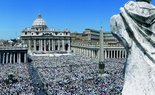 Opus Dei - 25. rocznica beatyfikacji św. Josemaríi (17 maja 1992)