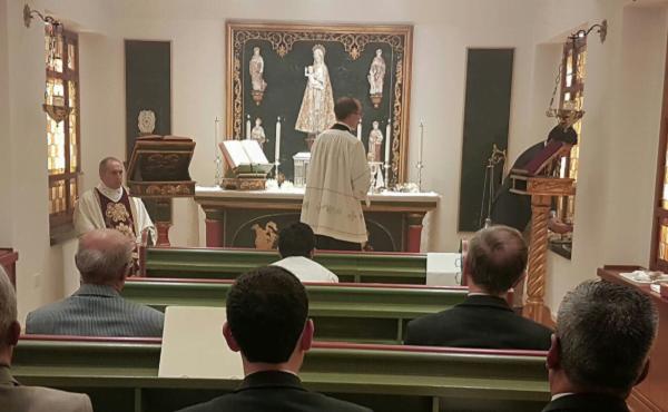 Opus Dei - El Oratorio de Colinas y una feliz coincidencia