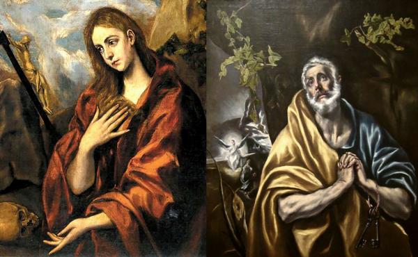 Opus Dei - Que relações havia entre Pedro e Maria Madalena?
