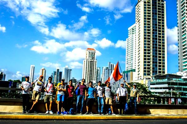 Opus Dei - La JMJ de Panamá vivida desde el Club Saeta