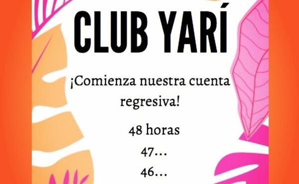 En Cuarentena: De lunes a domingo, conectadas con Yarí