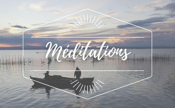 Méditation : Mardi de la 1ère semaine de l'Avent