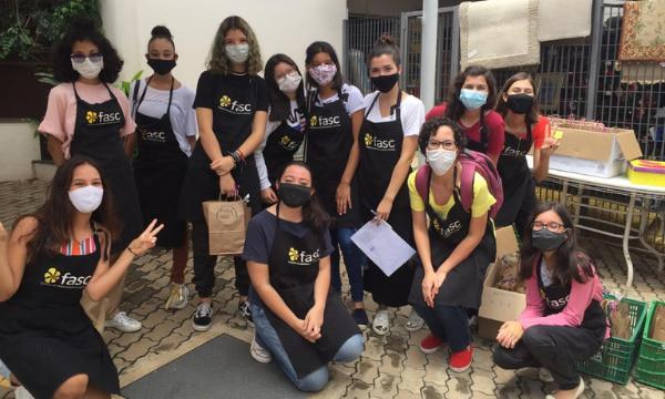 Opus Dei - Natal, pandemia e solidariedade criativa