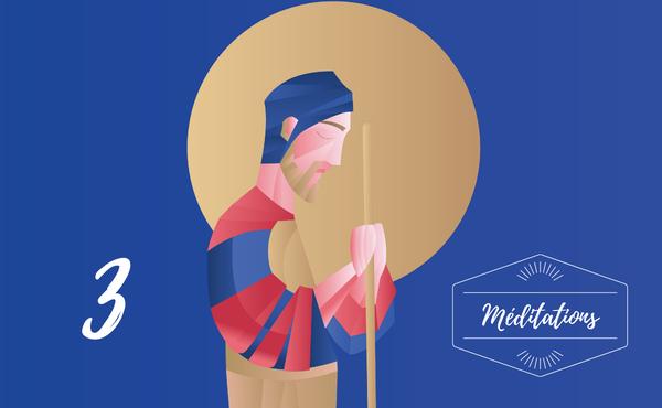 Méditation : 3ème dimanche de saint Joseph