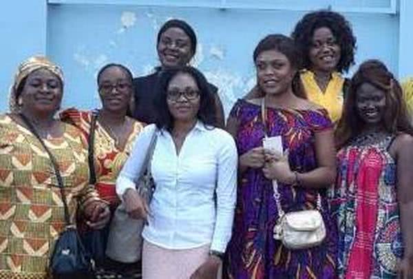 Visite à l'Hôpital Jamot de Yaoundé