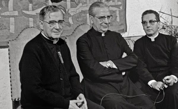 """Opus Dei - """"Je demande à don Alvaro de nous donner cette paix du coeur qui lui était si caractéristique"""""""