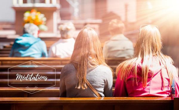 Méditation : Vendredi de la 3ème Semaine de Pâques