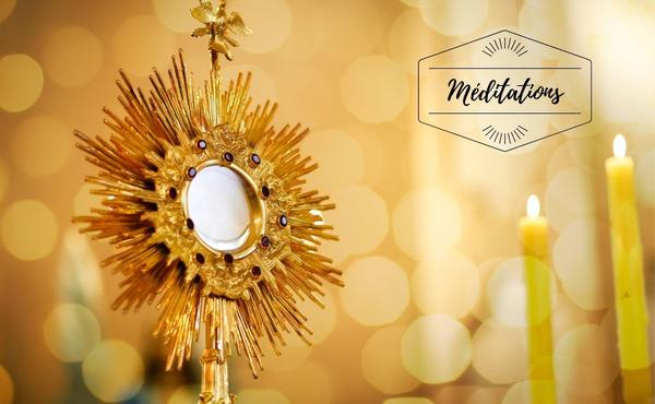 Opus Dei - Méditation : Jeudi de la 3ème Semaine de Pâques