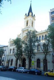 Galeria de fotos da capela de São Josemaria em Quatro Caminhos (Madri)