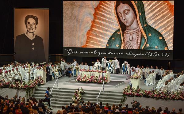 Colegios celebraron beatificación de Guadalupe