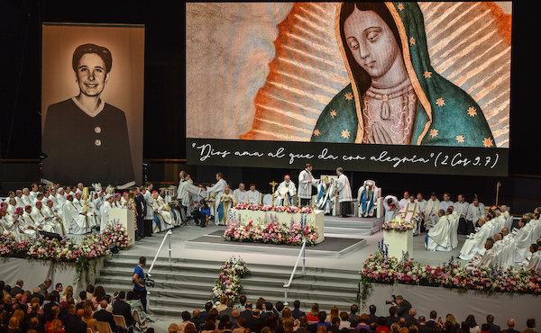 Opus Dei - Beatificazione del chimico Guadalupe Ortiz de Landázuri