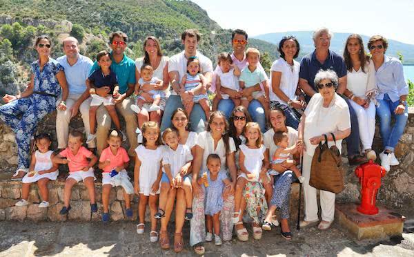 «Camminate insieme, condividete questa visione gioiosa e ottimista della famiglia»