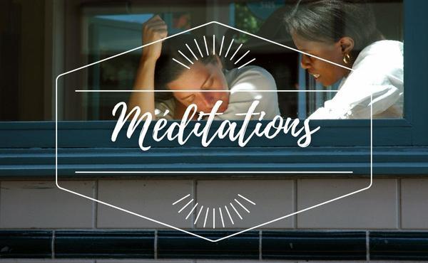 Méditation : 5 janvier
