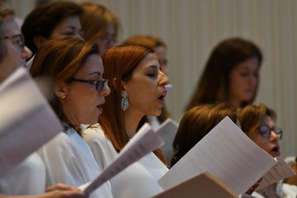 A música que vem de Deus: canto e música na liturgia