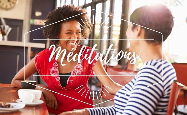 Méditation : 7 janvier