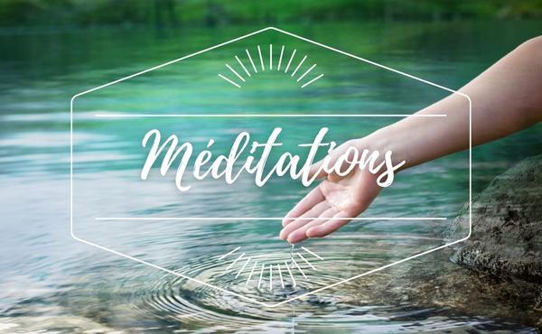 Méditation : 9 janvier