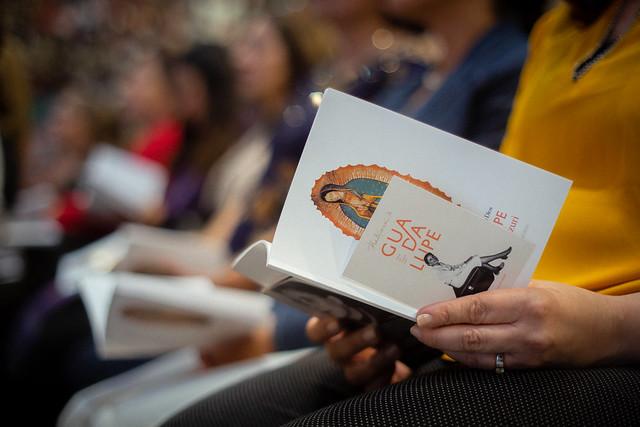 Opus Dei - Condoray y Ribalera celebraron a Guadalupe