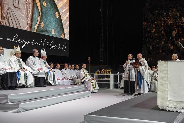 """""""Guadalupe: un camino al Cielo en la vida cotidiana"""""""