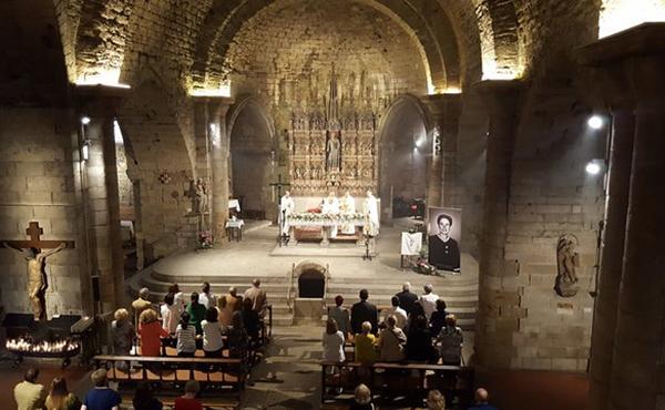 Opus Dei - Missa d'acció de gràcies per la beatificació de Guadalupe a Lleida
