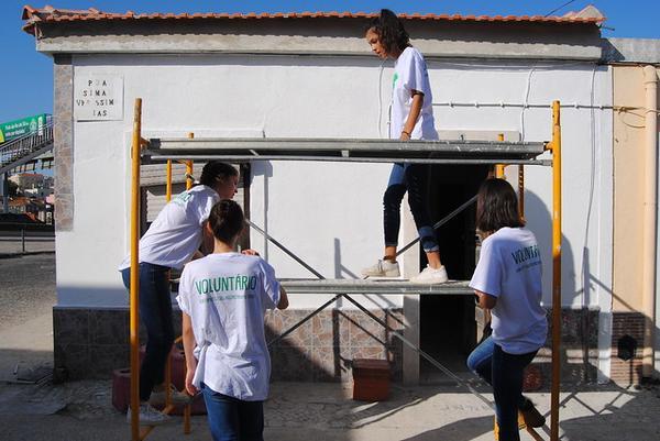 Opus Dei - Projetos de voluntariado em Portugal no Verão de 2019