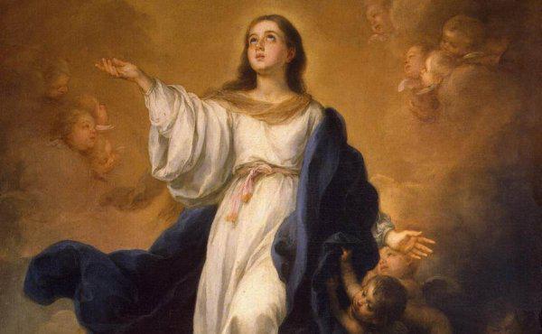Opus Dei - Szentséges Szűz Mária, Istennek Szent Anyja, Miasszonyunk