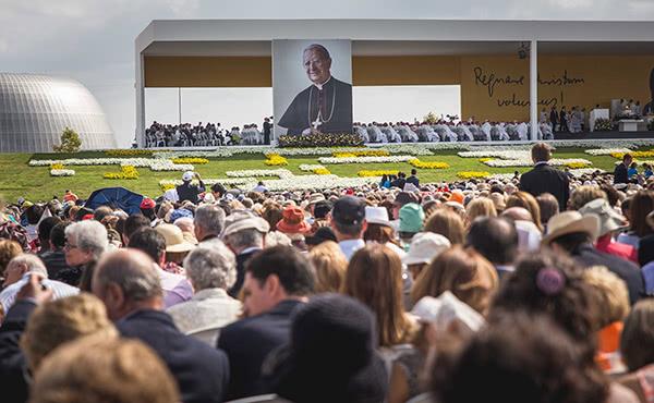 Opus Dei - Álvaro del Portillo ja és beat