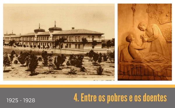 Opus Dei - 4. Entre pobres e doentes