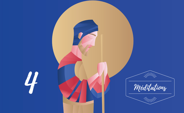Méditation : 4ème dimanche de saint Joseph